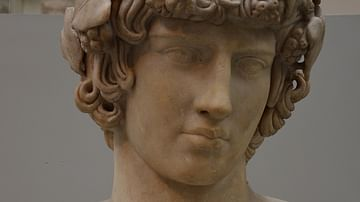 Antinous as Dionysus