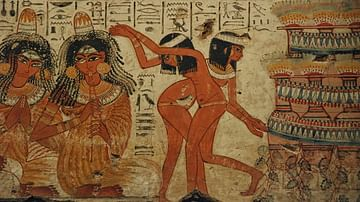Love, Sex, and Marriage in Ancient Egypt