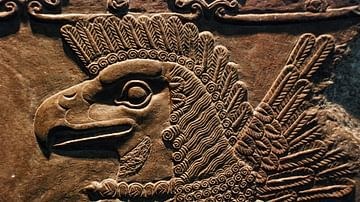 Eagle-Headed Protective Spirit