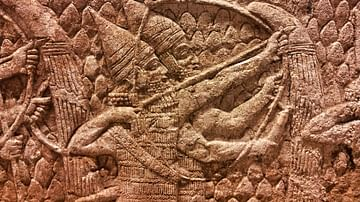 Assyrian Warfare