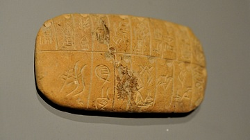 Economic Clay Tablet