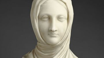Vestal Virgin by Canova
