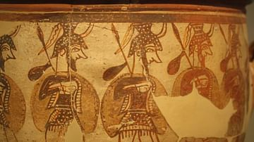 Mycenaean Warriors