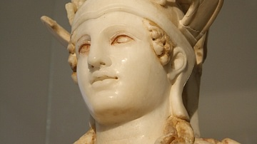 Athena Parthenos, National Museum, Athens