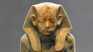 Statue of Amenemhat III