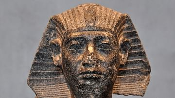 Head of Senusret III