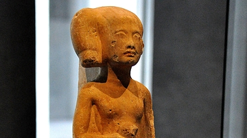 Statue of Akhenaten's Daughter