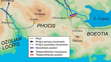 Philip II of Macedon's 339 BC Campaign