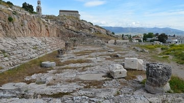 The Telesterion, Eleusis