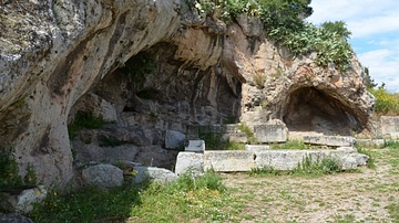 Sanctuary of Pluto at Eleusis