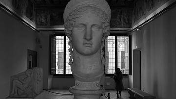 Juno, Ludovisi Collection