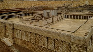 The Temple in Jerusalem