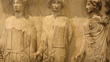 Three Graces Relief, Piraeus
