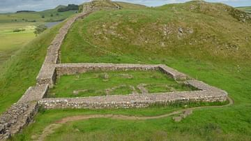 Hadrian's Wall, Milecastle 39