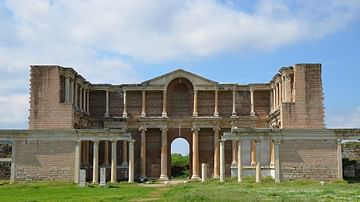 The Bath-Gymnasium Complex at Sardis