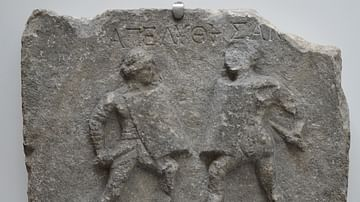 Female Gladiators In Ancient Rome