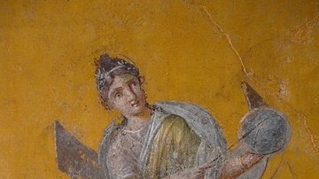 Fresco with Urania
