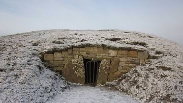 Mound of the Hostages, Hill of Tara