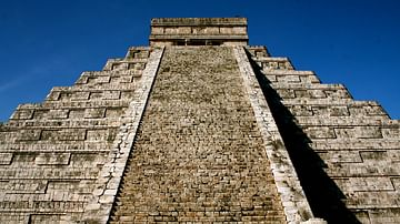 Visiting the Spirits of Chichen Itza
