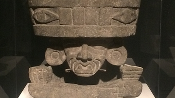 Teotihuacan Old God