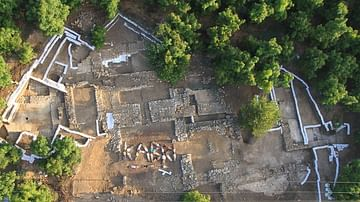 Archaeological Excavations at Tel Kabri