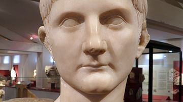 Germanicus Marble Bust