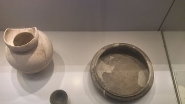 Stone Vessels from Tel Kabri