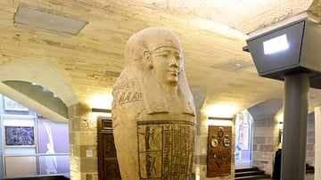 Coffin Lid of Paamennesutawy