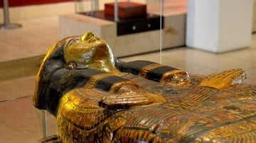 Coffin Lid of Tjentweretheqaw