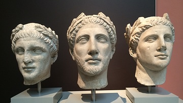 Between Alexander & Rome: The Hellenistic Period