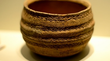 Food Bowl from Ancient Ireland