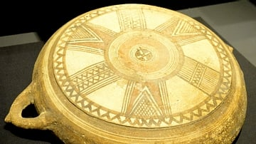 Bowl from Ancient Cyprus