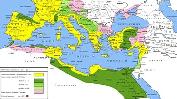 Roman Empire Ancient History Encyclopedia