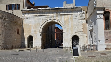 Arch of Augustus in Fano