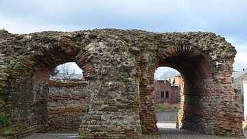 Roman Gate of Camulodunum (Colchester, UK)