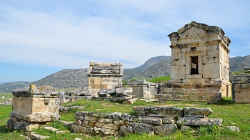 Northern Necropolis of Hierapolis, Phrygia