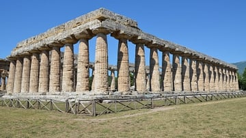 Temple of Hera I, Paestum