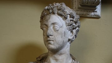 Commodus as a Young Man