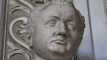 Titus Bust, Capitoline Museums