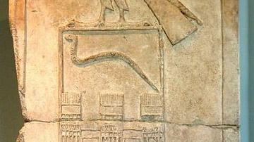 Tombstone of Djet
