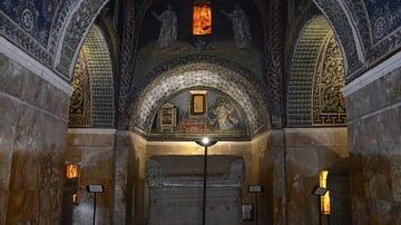 Diocletian's Mausoleum (Illustration) - Ancient History