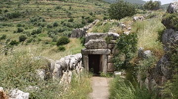 North Gate, Mycenae