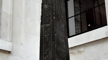 Obelisk of Nectanebo II