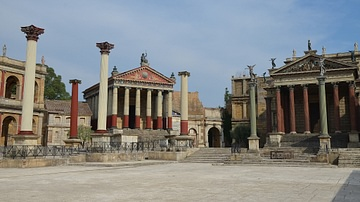 The Imperial Roman Forums