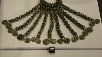 Celtic Bronze Fastener