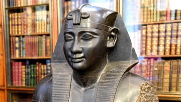 Bust of Ptolemy I