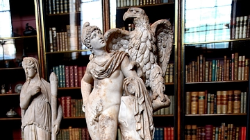 Ganymede with the Eagle of Zeus
