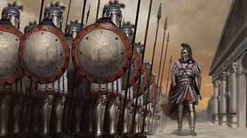 Ancient Greek Warfare - World History Encyclopedia