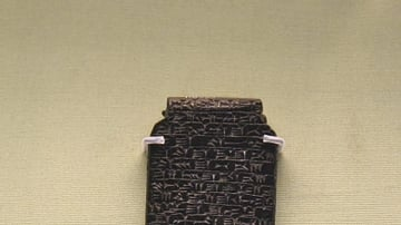 Mesopotamian Amulet Against Plague