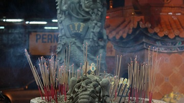 Ancestor Worship in Ancient China
